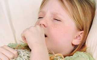 Мокрота в лёгких у ребёнка