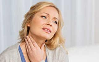 Лечение воспаления лимфоузла