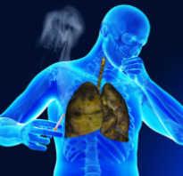 Процесс очищения легких после курения
