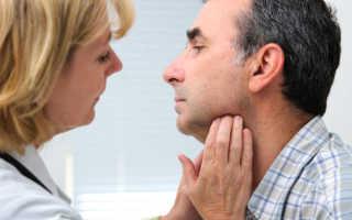 Сколько проходит воспаление лимфоузлов