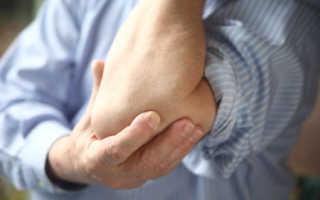 От чего болят локти на руках