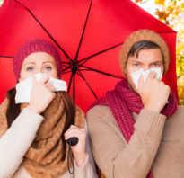Какие симптомы при простуде