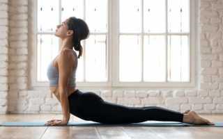 Упражнения для прямой спины