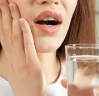 Как приготовить раствор соды для полоскания зубов