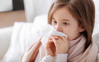 У ребенка не проходит кашель после пневмонии