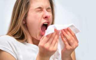 Жжение в носоглотке лечение