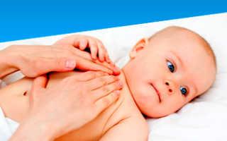 Новорожденный ребенок хрипит носом