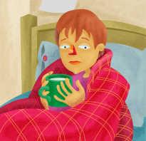 Отек слизистой носа причины у ребенка