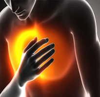 Болит грудина при вдохе