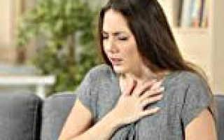 Нейрогенный гипервентиляционный синдром