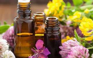 Эфирные масла от насморка и кашля