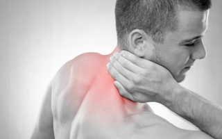 Болит шея при повороте