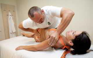 Мануальный терапевт что делает