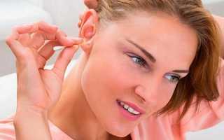 Может ли от серной пробки болеть ухо
