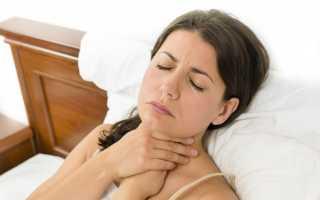 Воспаление миндалин лечение у взрослых