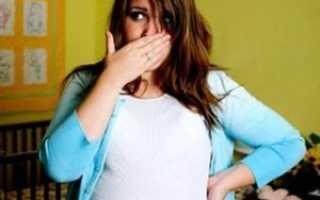 Что можно беременным от горла и кашля