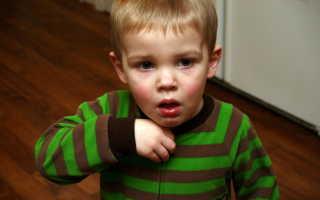 Капли в нос для детей при насморке