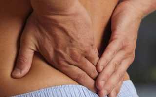 Симптомы продуло спину