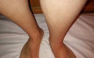 По утрам ноги тяжелые