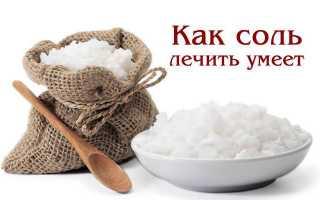 Солевой раствор как готовить